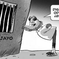 Caricatura Diógenes y Boquechivo – Diario Libre, Lunes 28 de Agosto 2017
