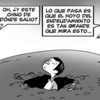 Caricatura Diógenes y Boquechivo – Diario Libre, Martes 29 de Agosto 2017