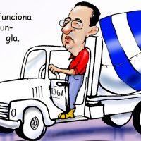 Caricatura El Caribe, Martes 29 de Agosto 2017