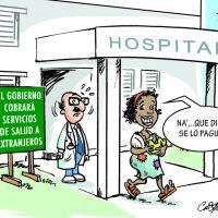 Caricatura El Día, Jueves 31 de Agosto 2017