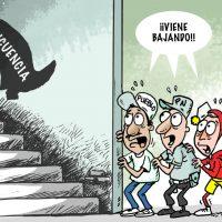 Caricatura El Día, Martes 29 de Agosto 2017