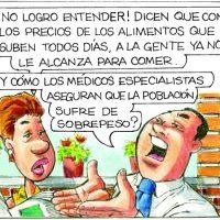 Caricatura Rosca Izquierda – Diario Libre, Martes 29 de Agosto 2017
