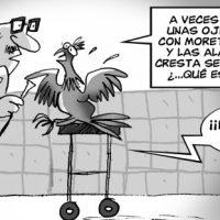 Diógenes y Boquechivo – Diario Libre, Lunes 14 de Agosto 2017