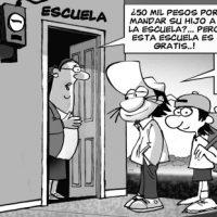 Diógenes y Boquechivo – Diario Libre, Martes 15 de Agosto 2017