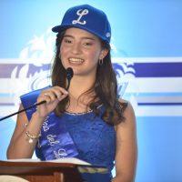 El Licey presenta a su nueva madrina, Gabriela Moore Aybar