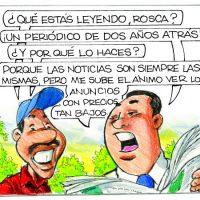 Rosca Izquierda – Diario Libre, Martes 01 de Agosto 2017