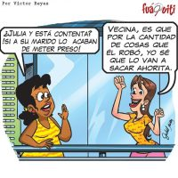 A mayor robo menor condena… – Caricatura Fuaquiti, Septiembre 26 del 2017