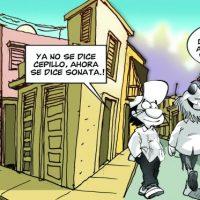 Caricatura Diógenes y Boquechivo – Diario Libre, Sábado 02 de Septiembre 2017