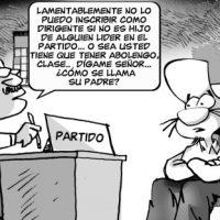 Caricatura Diógenes y Boquechivo – Diario Libre, Viernes 01 de Septiembre 2017