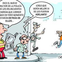 Caricatura El Día, Viernes 01 de Septiembre 2017