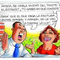 Caricatura Rosca Izquierda – Diario Libre, Sábado 02 de Septiembre 2017