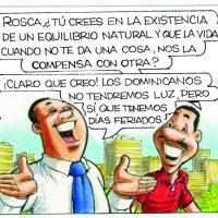 Caricatura Rosca Izquierda – Diario Libre, Viernes 01 de Septiembre 2017