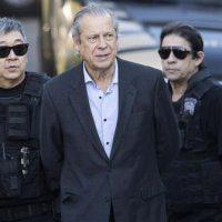 La Justicia de Brasil condenó a 30 años a José Dirceu, ex hombre fuerte del gobierno de Lula da Silva
