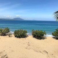 Playa Alicia pierde espacio en Puerto Plata por el huracán María