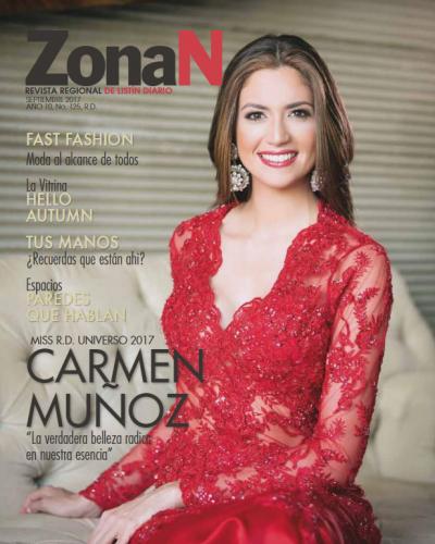 Portada ZonaN, Septiembre 07 del 2017