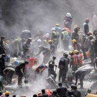 Tres sismos han sorprendido a México en menos de 17 días (Septiembre 7, 19 y 23)