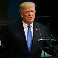 """Trump amenaza con destruir a Corea del Norte: """"El 'hombre misil' lleva a cabo una misión suicida"""""""