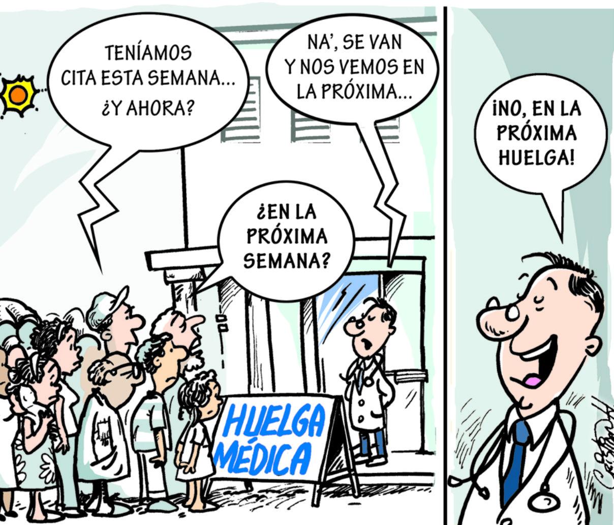 Caricatura El Día, Miércoles 18 de Octubre 2017