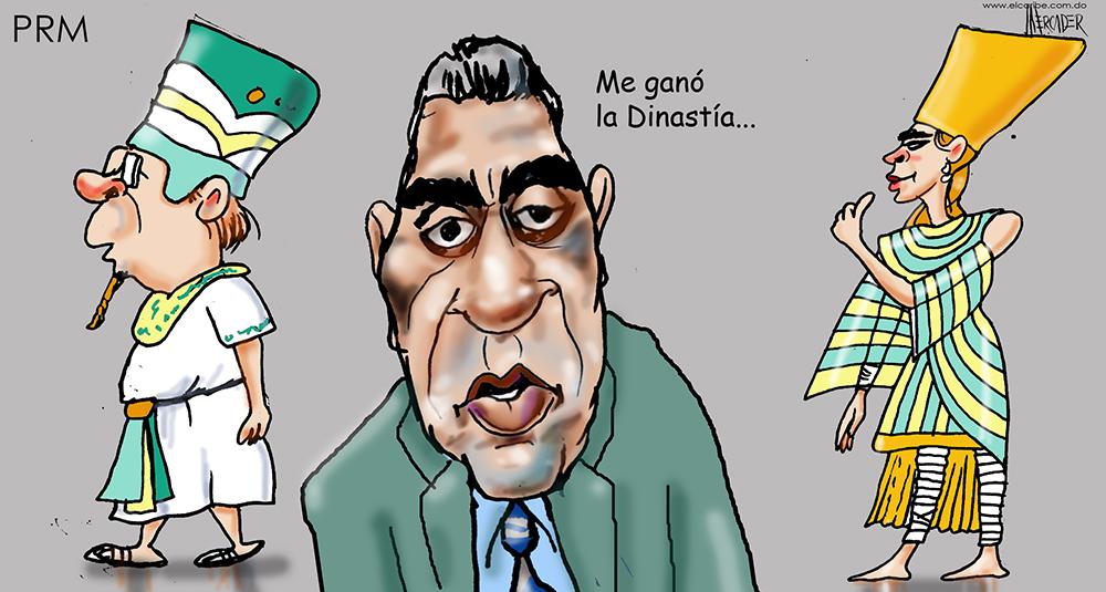 Caricatura El Caribe, Miércoles 21 de Marzo 2018