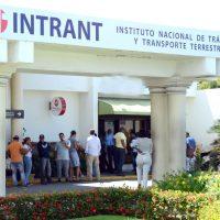 INTRANT: El 40% choferes reciben bonogas no son del transporte público