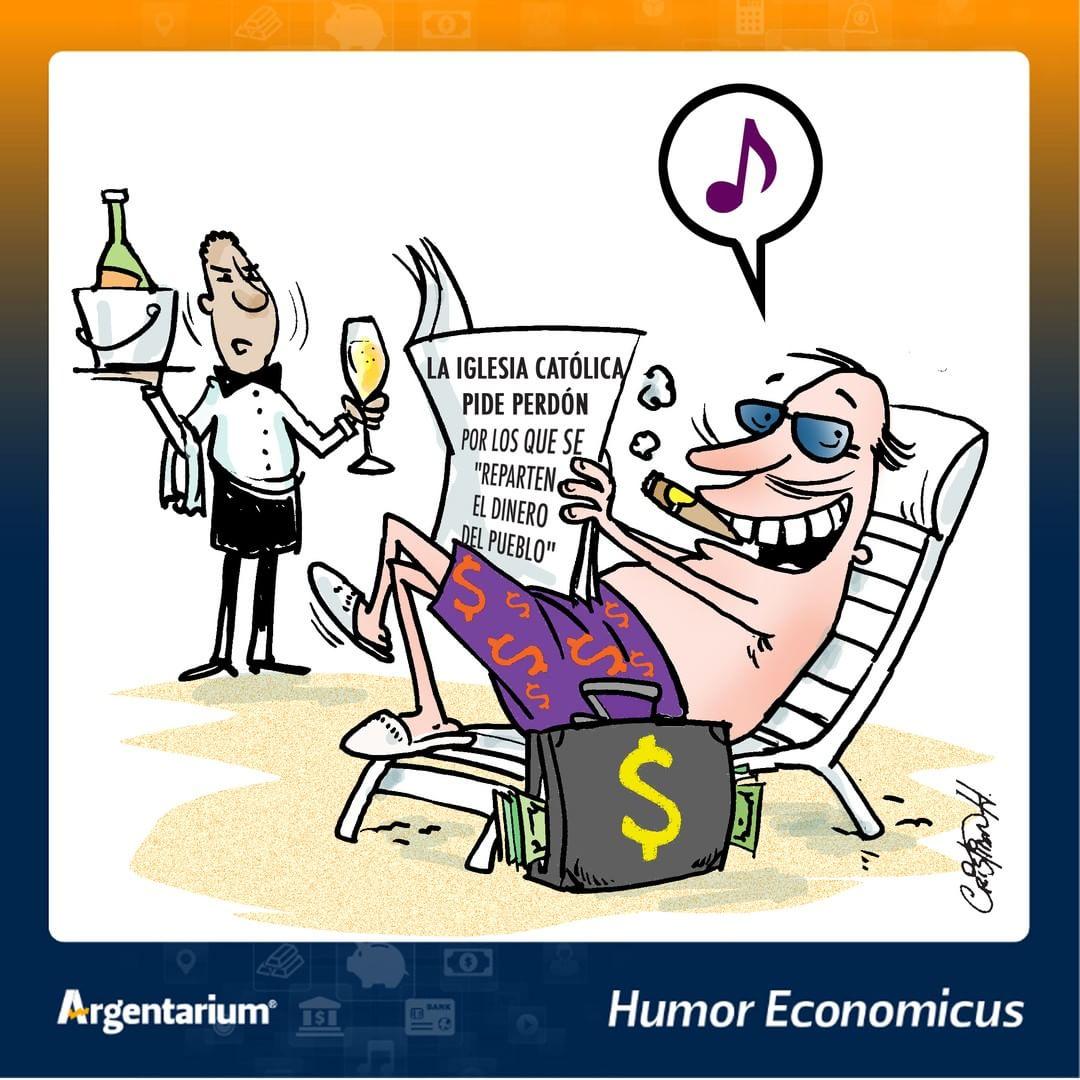 Caricatura Argentarium, 03 de Abril 2018