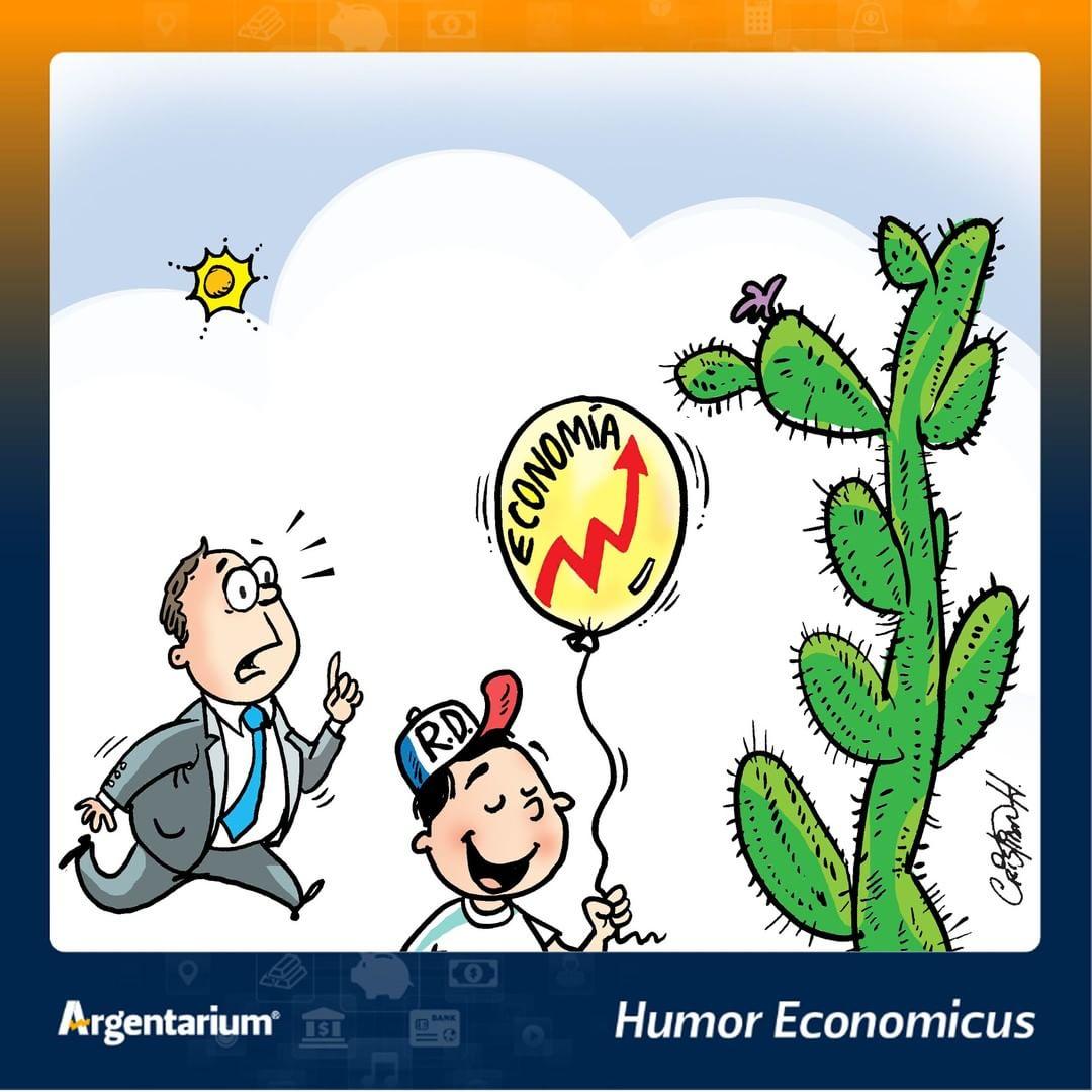 Caricatura Argentarium, 24 de Abril 2018