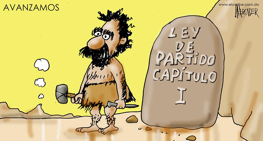 Caricatura El Caribe, 03 de Abril 2018