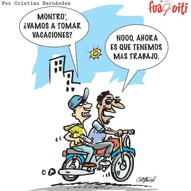 Caricatura Fuaquiti 2, 01 de Abril 2018