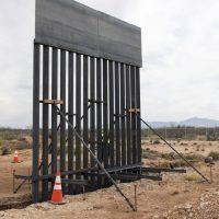 Estados Unidos comienza la construcción del muro fronterizo en Nuevo México