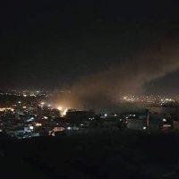 Así fue el ataque lanzado por Estados Unidos contra Siria