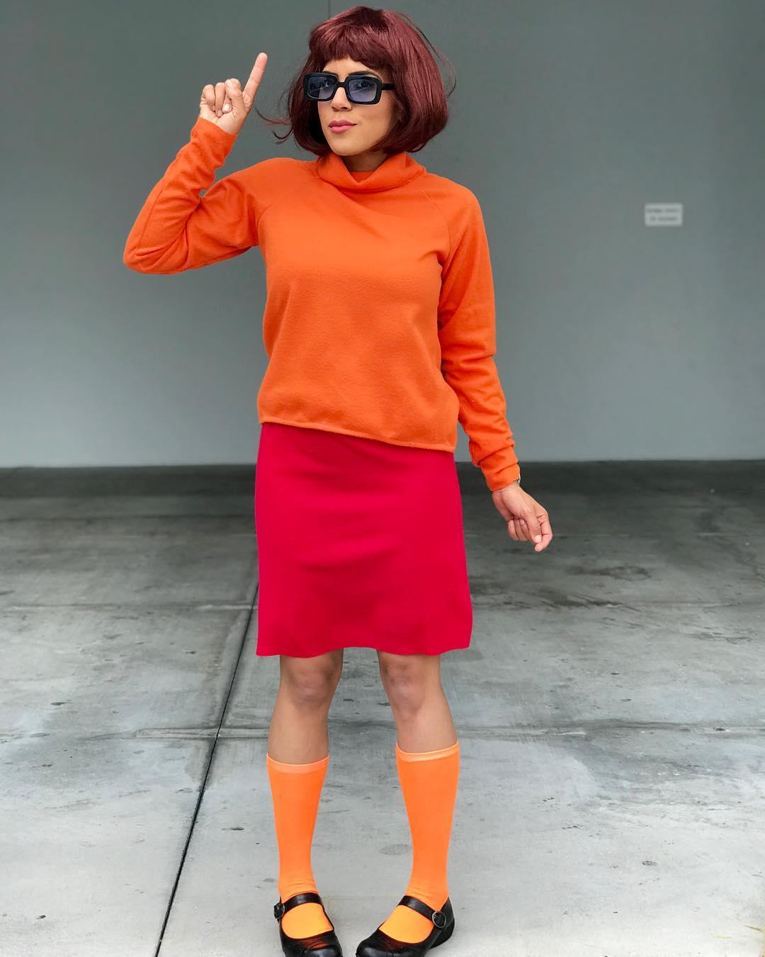 Francisca Lachapel, #ScoobyDooPapa Vilma 13 de Abril 2018