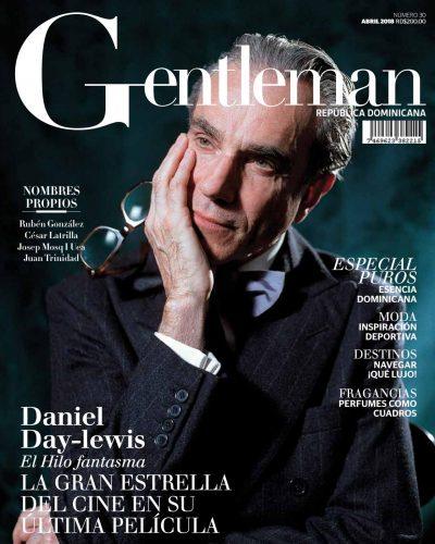 Portada Gentleman, 18 de Abril 2018