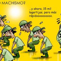Caricatura El Caribe, 03 de Mayo 2018