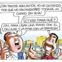 Caricatura Rosca Izquierda – Diario Libre, 03 de Mayo 2018