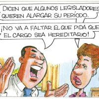 Caricatura Rosca Izquierda – Diario Libre, 07 de Mayo 2018