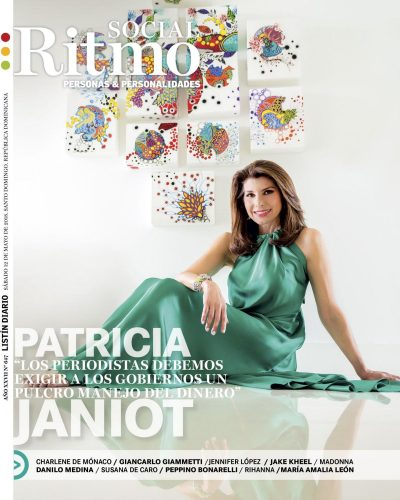 Portada Oh! Magazine, 12 de Mayo 2018