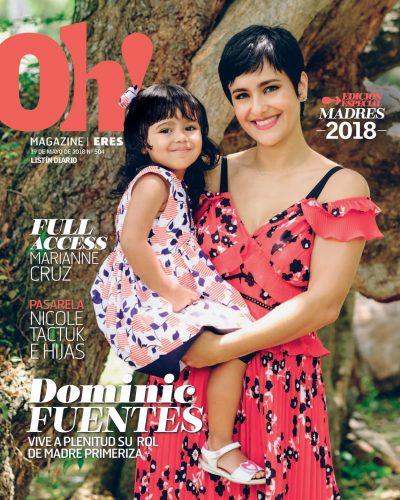 Portada Oh! Magazine, 19 de Mayo 2018