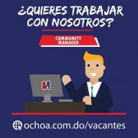 Vacantes Ferretería Ochoa, 07 de Mayo 2018