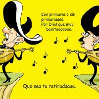 Caricatura El Caribe, 27 de Septiembre 2018
