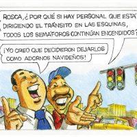 Caricatura Rosca Izquierda – Diario Libre, 26 de Septiembre 2018
