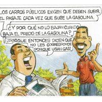 Caricatura Rosca Izquierda – Diario Libre, 28 de Septiembre 2018