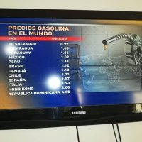 Precios de la Gasolina en el Mundo