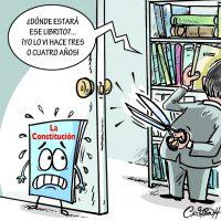 Caricatura Cristian Caricaturas – El Día, 09 de Octubre 2018