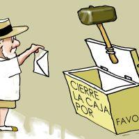 Caricatura El Caribe, 08 de Octubre 2018