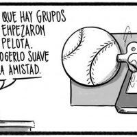 Caricatura Noticiero Poteleche – Diario Libre, 09 de Octubre 2018