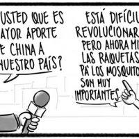 Caricatura Noticiero Poteleche – Diario Libre, 10 de Octubre 2018