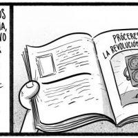 Caricatura Noticiero Poteleche – Diario Libre, 18 de Octubre 2018