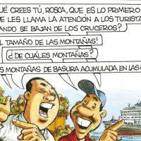 Caricatura Rosca Izquierda – Diario Libre, 02 de Octubre 2018