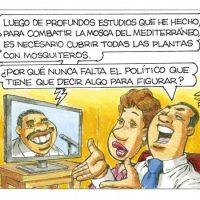 Caricatura Rosca Izquierda – Diario Libre, 03 de Octubre 2018