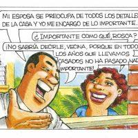 Caricatura Rosca Izquierda – Diario Libre, 08 de Octubre 2018